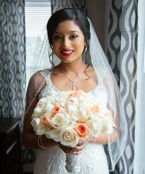 Bridal makeup in Long Island, NY