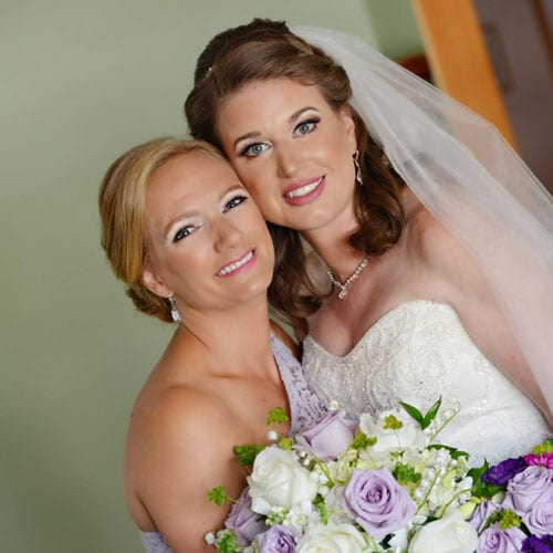 Bridal makeup at the Riviera in Massapequa