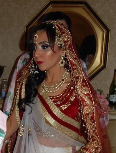 Indian bridal makeup in NJ