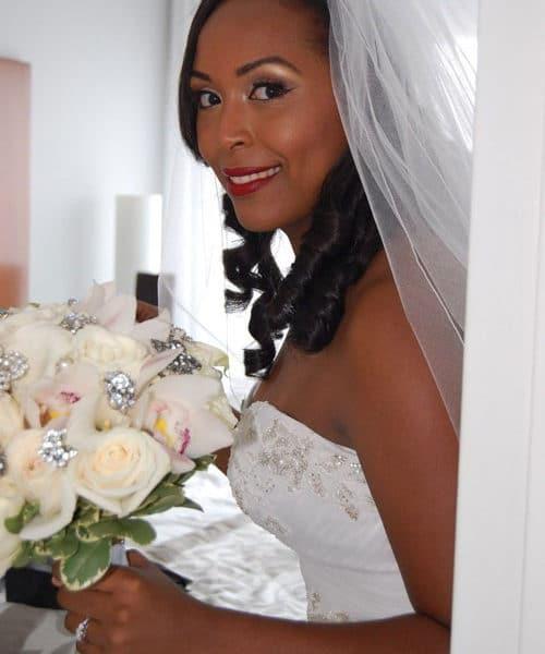 Bridal makeup and hair in Brooklyn, NY